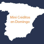 Mini Créditos en Domingo